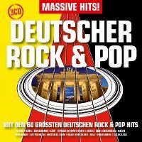 Cover  - Massive Hits! Deutscher Rock & Pop