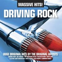 Cover  - Massive Hits! Driving Rock