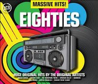 Cover  - Massive Hits! Eighties