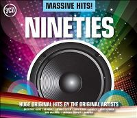 Cover  - Massive Hits! Nineties