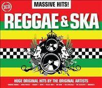 Cover  - Massive Hits! Reggae & Ska