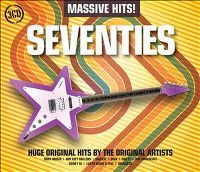Cover  - Massive Hits! Seventies