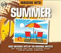 Cover  - Massive Hits! Summer