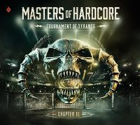 Cover  - Masters Of Hardcore Chapter XL - Tournament Of Tyrants