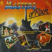 Cover  - Masters Of Rock