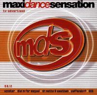 Cover  - Maxi Dance Sensation 98/2