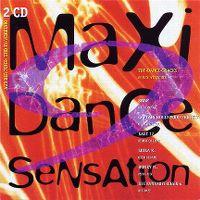 Cover  - Maxi Dance Sensation 9