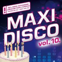 Cover  - Maxi Disco Vol. 10.