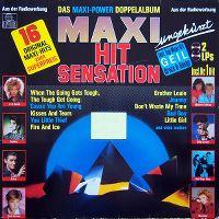 Cover  - Maxi Hit Sensation