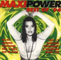 Cover  - Maxi Power - Best Of '94