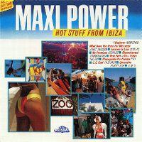 Cover  - Maxi Power - Hot Stuff From Ibiza