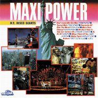 Cover  - Maxi Power - N. Y. Disco Giants