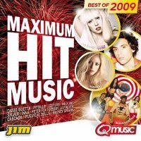 Cover  - Maximum Hit Music - Best Of 2009