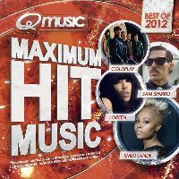 Cover  - Maximum Hit Music - Best Of 2012