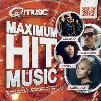 Cover  - Maximum Hit Music - Best Of 2012