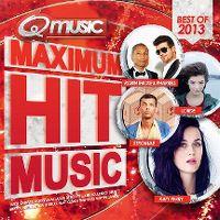 Cover  - Maximum Hit Music - Best Of 2013