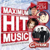 Cover  - Maximum Hit Music - Best Of 2014