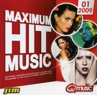 Cover  - Maximum Hit Music 01 2009