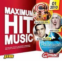 Cover  - Maximum Hit Music 01 2010