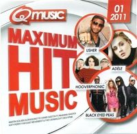 Cover  - Maximum Hit Music 01 2011