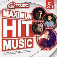 Cover  - Maximum Hit Music 01 2013