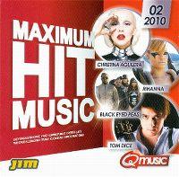 Cover  - Maximum Hit Music 02 2010