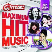 Cover  - Maximum Hit Music 02 2012