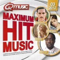 Cover  - Maximum Hit Music 03 2012