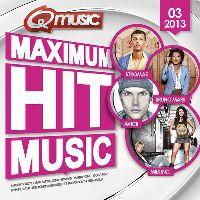 Cover  - Maximum Hit Music 03 2013