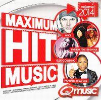 Cover  - Maximum Hit Music 2014 Vol. 1