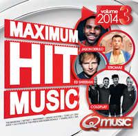 Cover  - Maximum Hit Music 2014 Vol. 3