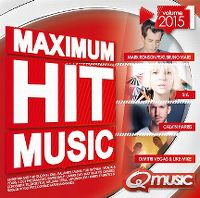 Cover  - Maximum Hit Music 2015 Vol. 1