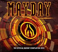 Cover  - Mayday - We Stay Different - The Official Mayday Compilation 2018