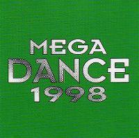 Cover  - Mega Dance 1998