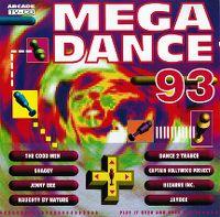 Cover  - Mega Dance 93