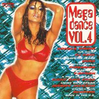Cover  - Mega Dance Vol. 4 (1995)