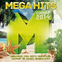Cover  - Megahits - Sommer 2014