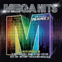 Cover  - Megahits - The Dance Remixes 2