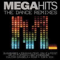 Cover  - Megahits - The Dance Remixes