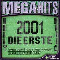 Cover  - Megahits 2001 - Die Erste