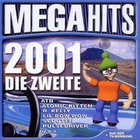 Cover  - Megahits 2001 - Die Zweite