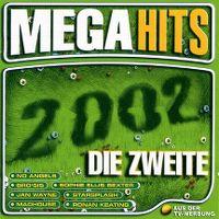 Cover  - Megahits 2002 - Die Zweite