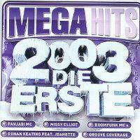 Cover  - Megahits 2003 - Die Erste