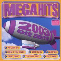 Cover  - Megahits 2003 - Die Zweite