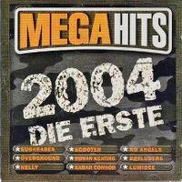 Cover  - Megahits 2004 - Die Erste