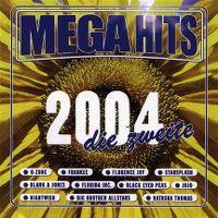 Cover  - Megahits 2004 - Die Zweite