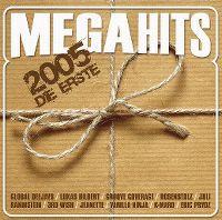 Cover  - Megahits 2005 - Die Erste