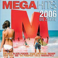 Cover  - Megahits 2006 - Die Zweite