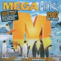 Cover  - Megahits 2007 - Die Erste