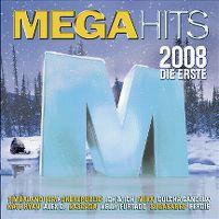 Cover  - Megahits 2008 - Die Erste